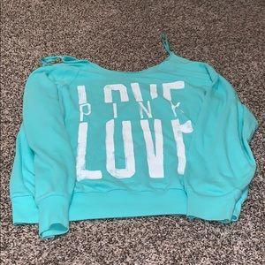 PINK Sweater!
